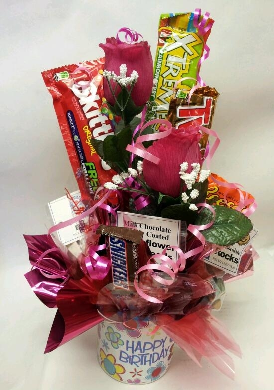 Happy Birthday Mug Bouquet